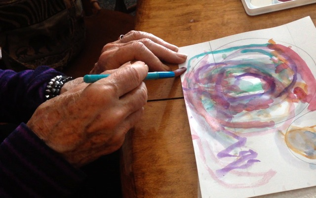 Expressive Arts and Memory Loss